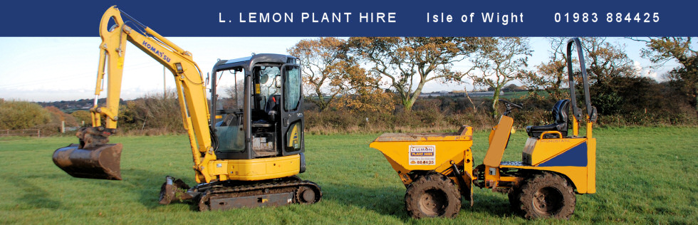 L. Lemon Plant Hire, Isle of Wight